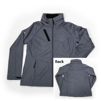 Ladies' Peyto Jet Jacket GY XS
