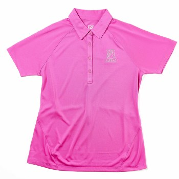 Ladies Polo CB Lacey PI XS