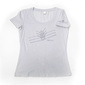 Ladies Triple Jet Tee GY XS