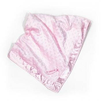 Luxury Baby Blanket Pink