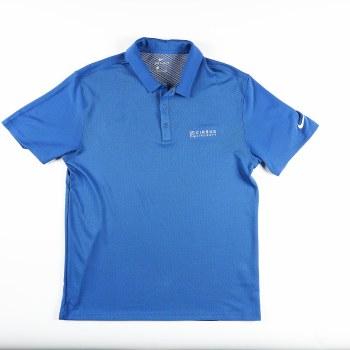 Men's Nike Hex Polo Blue XS