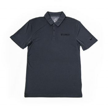 Men's Nike Hex Polo Grey XS