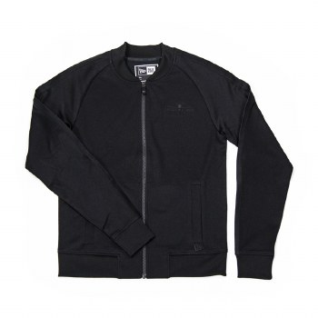Mens Track Jacket BK XS
