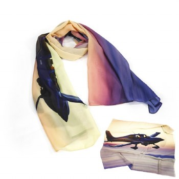 Robyn Hills SR Picture Scarf