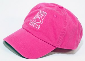Cotton Twill Cap Pink