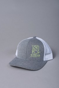 Cap Cirrus Side Logo Green