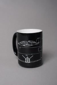 Mug, Jet CAD