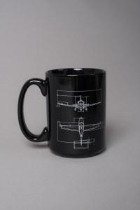 Mug, CAD Drawing