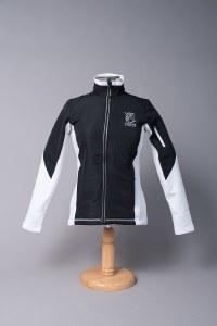 Ladies TM Jacket HY BK/WH XS
