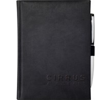 Journal Book Black Large