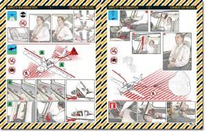 SR2X Passenger Briefing Card 1