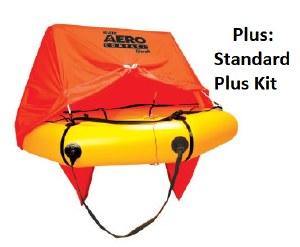 AeroCom 4P Raft w/Can S.PlsKit