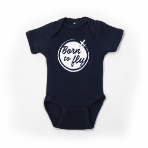 Born to Fly Onsie NV NB