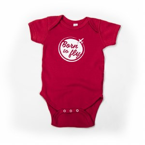 Born to Fly Onsie RE NB