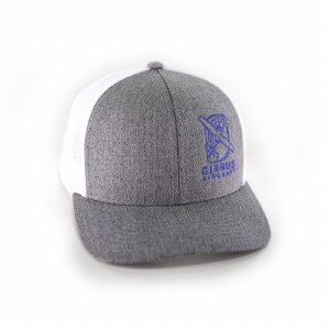 Cap Cirrus Side Logo Blue