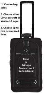 Club Glove Carry On Custom
