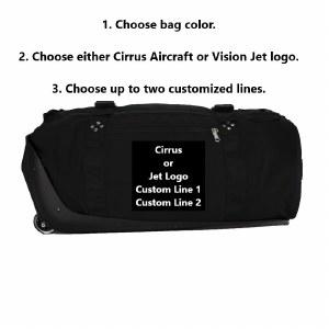 Club Glove Duffle Custom