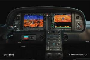 Cockpit Poster SR Series G6