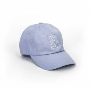 Cotton Twill Cap Baby Blue
