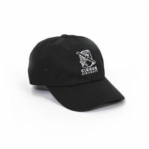 Cotton Twill Cap Black