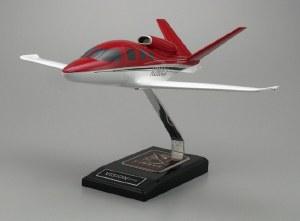 "Custom 17"" Jet Model"