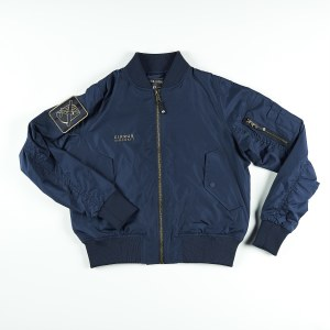 Ladies Bomber 2 Navy S
