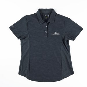 Ladies GN Jet Polo Black S