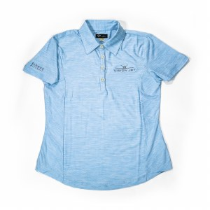 Ladies GN Jet Polo Blue S
