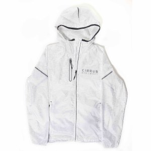 Ladies' Packable Rain White XS