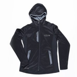 Ladies Tech Jacket BK XS
