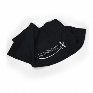 Large ProWeave Blanket Black
