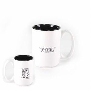 Love Jet Fuel Mug