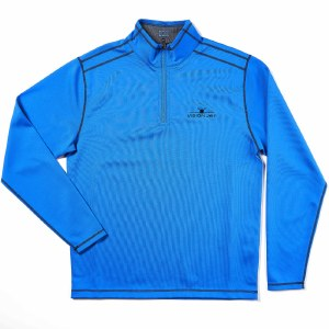 Men's Jet Quarterzip S