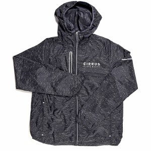Men's Packable Rain Black S