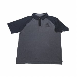 Men's Peak Polo BK S
