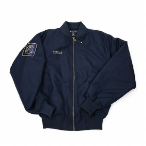Mens Bomber 2 Navy XS