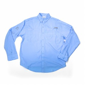 Mens Columbia Outdoor Blue M