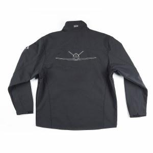 Mens Jet Line Art Jacket S
