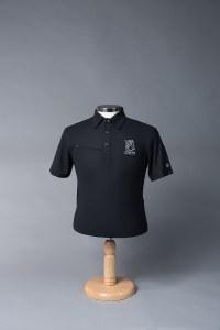Mens Ogio Pocket Polo Black S