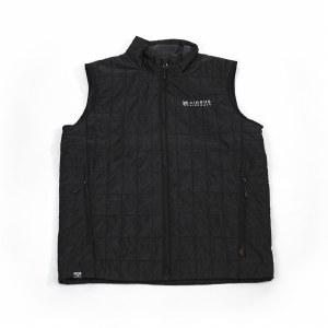 Mens Packable Vest BK S