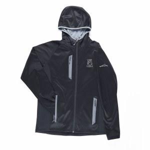 Mens Tech Jacket BK XS