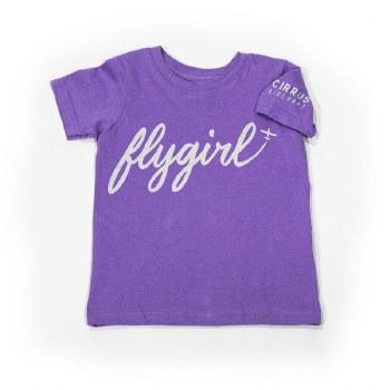 Toddler Flygirl Tee 2T