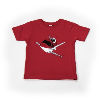 Youth Tee Bubble Jet RE XS 4