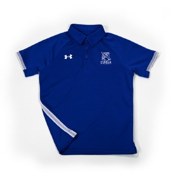 Youth UA Polo RO M 10-12
