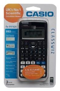 CASIO CALCULATOR FX991EX