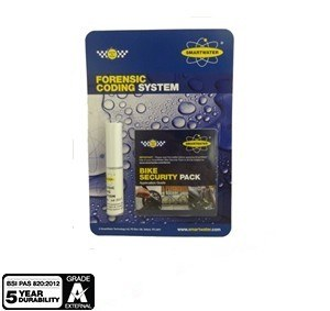 SMARTWATER BICYCLE SECURITY