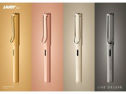 LAMY LX - ALL COLOURS