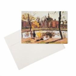 PISSARRO CARD