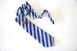 CHARITY COLOURS TIE