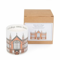 DULWICH COLLEGE SCENTED CANDLE